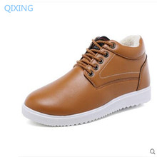 The Sell like hot cakes new 2017 waterproof thick warm velvet cotton font b shoes b