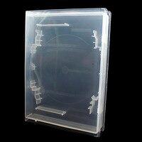 64 pcs 10 pcs Transparent Clear Box Protector Card cartridge CD DVD case for N-64 /S-N-E-S Game card Storage box for Sega Genesis MD (3)