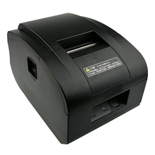 wholesale brand new 58mm POS printer With automatic cutter High quality printheads receipt bill thermal printer low noise