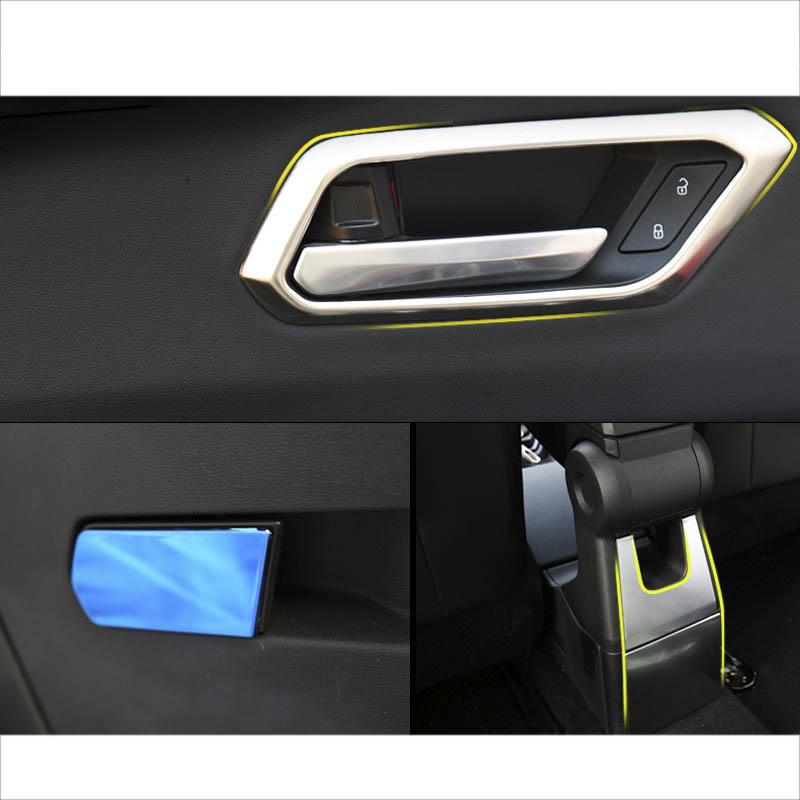 Lsrtw2017 Metal Car Interior Air Outlet Audio Player Door Handle Armrest A Column Sticker for Great Wall Haval 2011 2020 2019 in Interior Mouldings from Automobiles Motorcycles