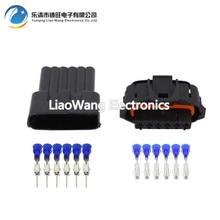 6-Pin GAK common rail accelerator pedal plug waterproof connector  DJB7069Y-3.5-11 / 21 car