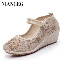 Ilkbahar Stili Ulusal ayakkabıları