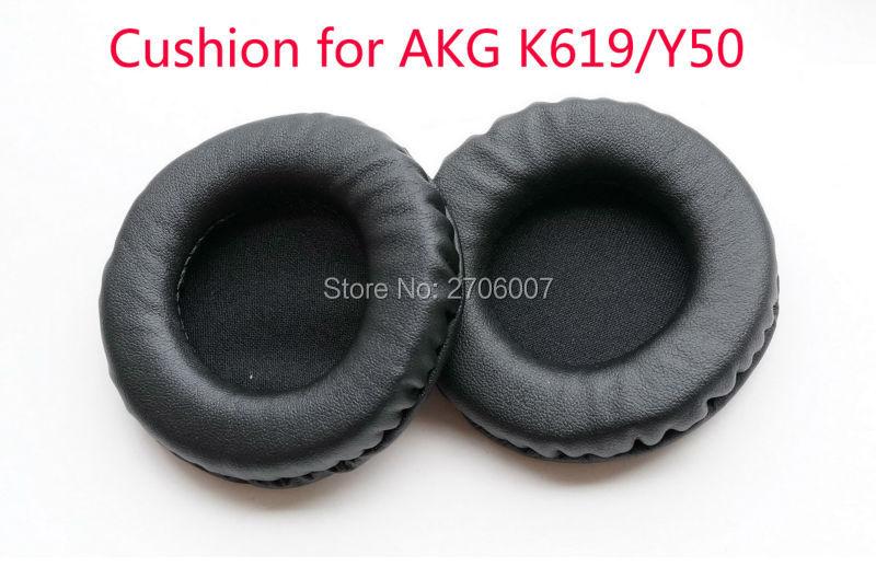 Udskift dækselsæt til AKG Y50 K619 hovedtelefoner (headset) - Bærbar lyd og video - Foto 3