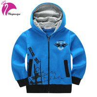 Jacket For Boy Casual Hooded Kids Children S Winter Jacket Boys Spring Autumn Coats Hoodies Windbreaker