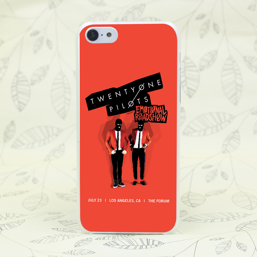 Twenty One Pilots Phone Case Iphone Se