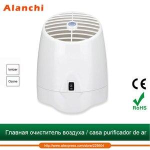 Image 2 - Домашний воздухоочиститель с аромадиффузором, генератор озона и генератор анионов 220 В, GL 2100 CE RoHS epacket