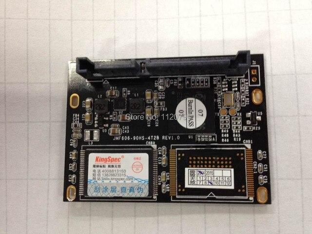 Новый Kingspec SSD SATA DOM 16 ГБ (KDM-SA.64-016GMJ) 4CH MLC 22 PINs Горизонтальный Разъем Диска On Module Твердотельные Накопители