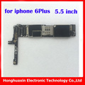 16 gb 100% original placa madre para iphone 6 plus sin touch id desbloqueo de fábrica placa base sin fingprint ios placa lógica