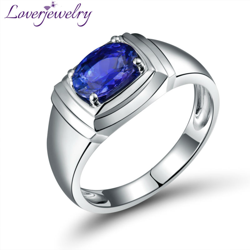 tanzanite com exclusive filled dhgate gemstone ring gift from product yellow hot gold mens men blue lovejewellery crystal s