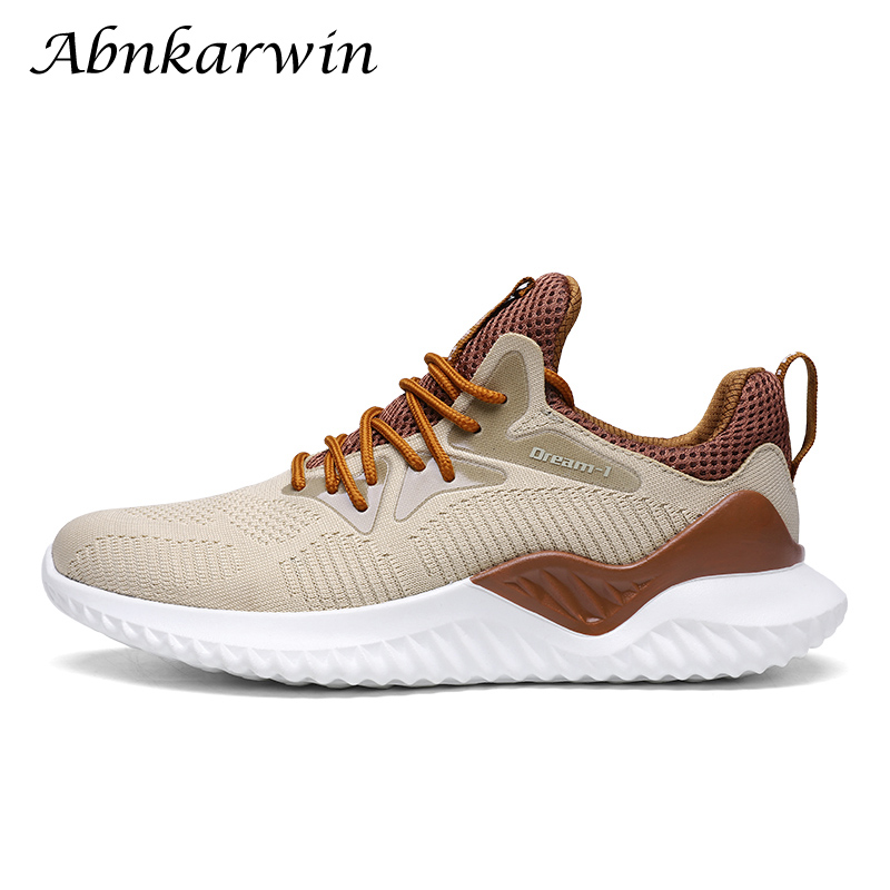 Mens Running Shoes For Men 2019 Sport Sneakers Brand Breathable Light Outdoor Runing Trainers Gym Chaussure Homme Basket 39-46