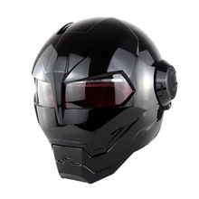 Motorcycle Helmet Biker Moto Casque Motocross Helmet Riding Cruiser Vintage Retro Flip Cover Capacete Motorbike Full Face Helmet new malushun dot full face motorcycle helmet vintage green terror capacete motorcycles motorbike orange helmet