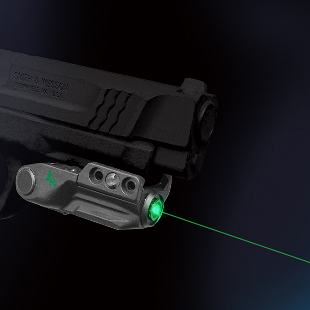 Tactical Lazer Pointer Green Smart Control Gun Green Laser Glock 19 Long Range Self Defense Weapons