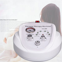Vacuum Massage Therapy Machine Enlargement Pump Lifting Breast Enhancer Body Shapping Vacuum Therapy For Natural Breast