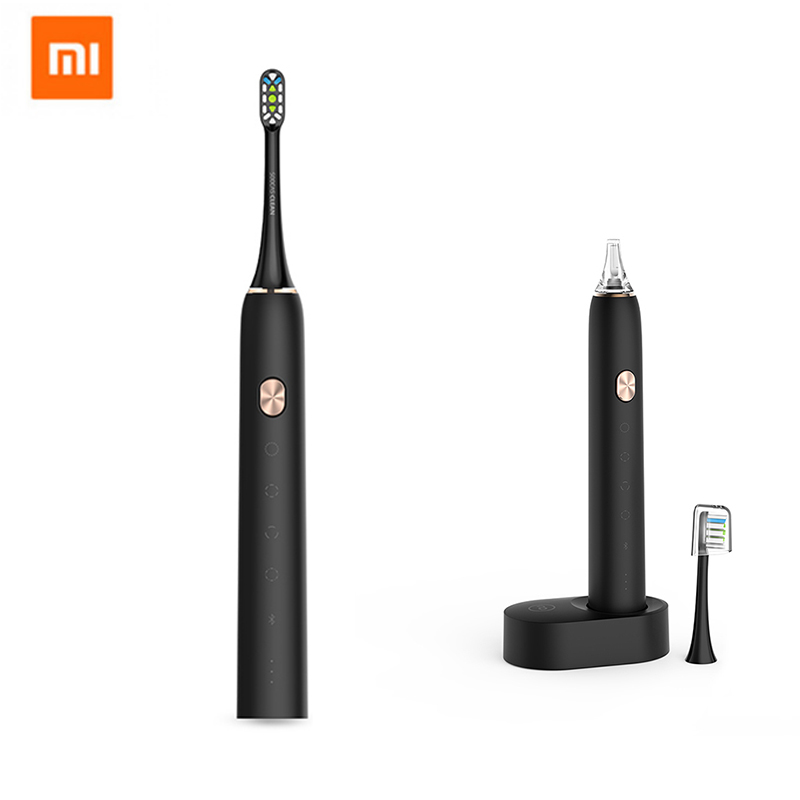 Xiaomi Soocare Soocas X3 Electric Toothbrush Wireless Bluetooth Toothbrushs Charge Vibration Automatic Toothbrush Mi App Control