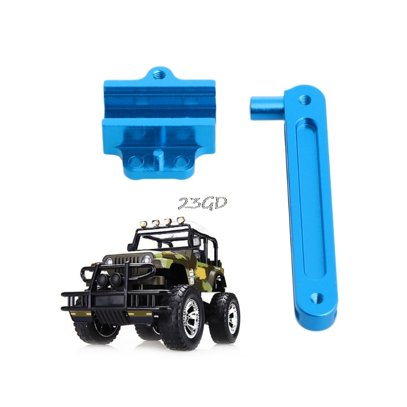 2017 Preety Feiyue FY-01/FY-02/FY-03 WLtoys 12428 Upgrade Blue Steering Parts RC Car Spare Parts JUN21_50