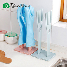 ФОТО Butihome Kitchen Racks Multifunctional Detachable Glove Drying Rack   Kitchen Supplies Bathroom Shelves