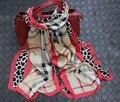 Европа и соединенные штаты торговли основным костюм длинные роскошные шелка тутового шелковые чистый кашемир шарф платок для женщин