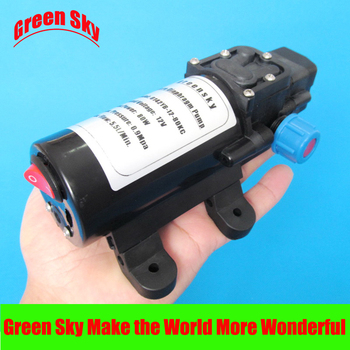 5.5l/min 80w automatic pressure switch type with on/off button and dc jack diaphragm pump 12v 5 5l min 80w 12v automatic pressure switch type with on off button and dc jack electric diaphragm pump