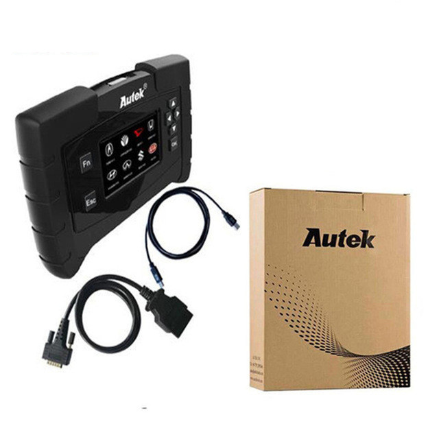 Hot sale Original New Autek IKEY820 Auto Sanner Key Programmer Read Immobilizer Pin Codes Professonal Car Key Programmer