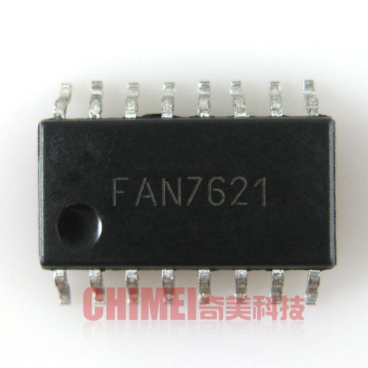 5pcs  FAN7621 7621B 7621S LCD power chip IC5pcs  FAN7621 7621B 7621S LCD power chip IC