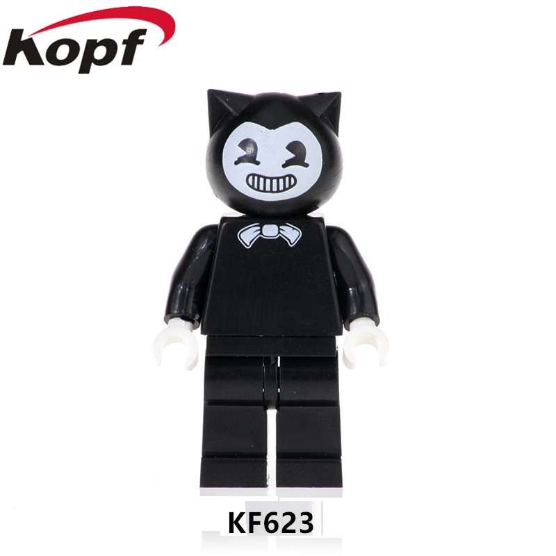Single Sale Building Blocks Super Heroes Bricks Venom Wolverine Deadpool Figures For Children Collection Toys KF623 KF623A(China)