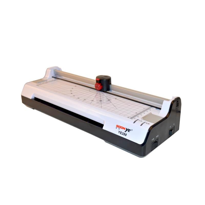 Smart Photo Laminator A3 Size Laminating Machine Laminator Sealed Plastic Machine Hot And Cold Laminator Width 330mm