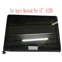 "Genuine New for Apple MacBook Pro 13.3"" A1278 Complete Screen Full LCD Assembly 2008 2009 2010 Years MB466/467 MB990/991 MC374"