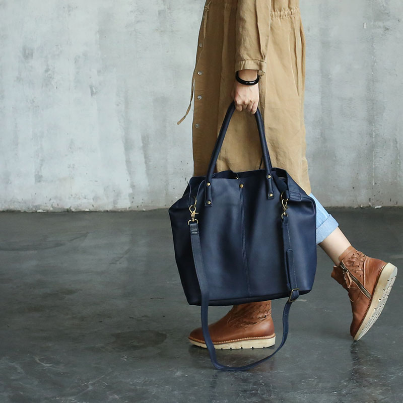 Vendange original manual female bag cowboy nubuck leather shoulder bag/ handbag/ crossbody bag 2382 dark grey nubuck leather handbag