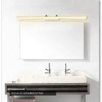 Зеркало Света внутреннее бра 8 Вт/12 Вт/16 Вт/20 Вт/24 Вт AC 110 В 240 В косметических акриловые зеркало свет ванной Бра зеркало стекло