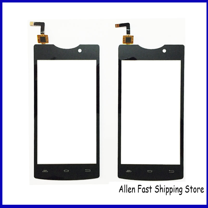 Replacements Mobile Phone Touch Panel For Micromax Bolt D320 Touch Screen Digitizer Sensor Glass Front Glass Outer Lens