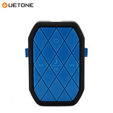 UETONE UT-H05 Sports Bluetooth Music MP3 player Support 32GB Micro SD TF Card and FM Connect the Phone to Take Pictures