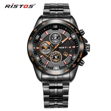 New Fashion Watches Mens Watches Top Brand Luxury Stainless Steel Watch Men Quartz Sport Wrist Watches relogio masculino 93019