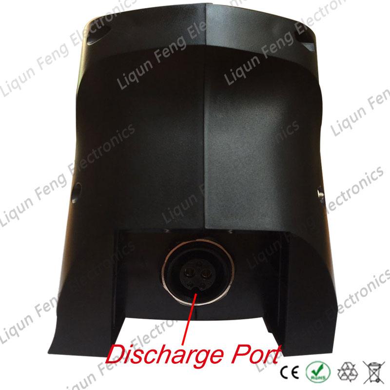 discharge-port