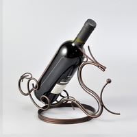 Creative Wine Frame Household Wine Glass Rack Dragon Style Wine Racks Hung Wine Holder