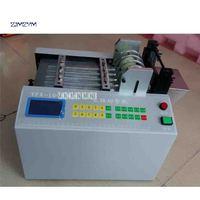 Upgrade Snijmachine YFX-100G Microcomputer Automatische Pvc Behuizing Snijden Pijp Snijmachine 220V/110V 0-100mm 800W Hot Koop