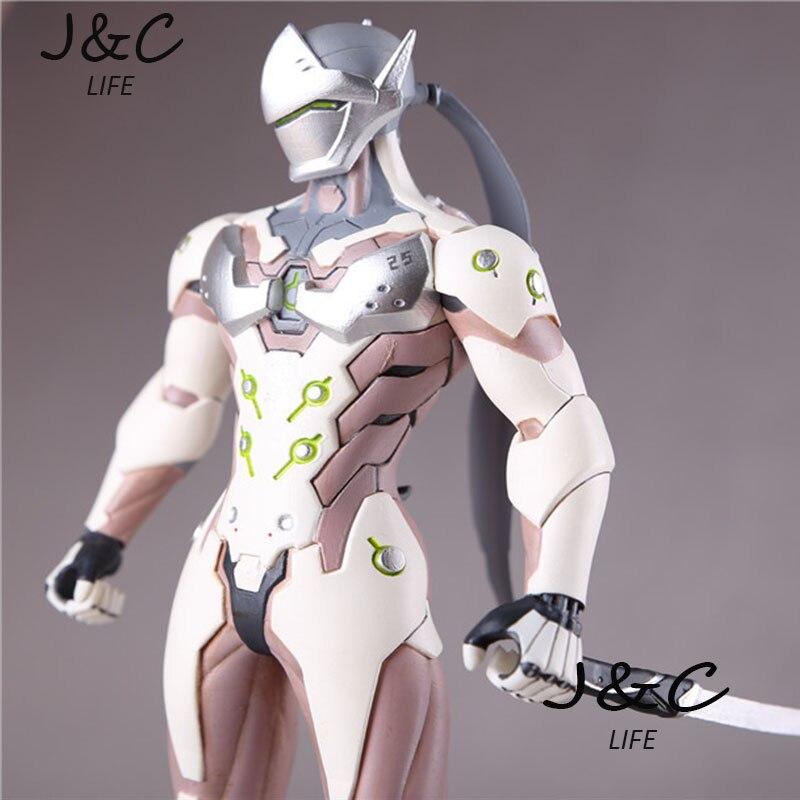 Free Shipping over watch Bushin font b Figure b font 28CM PVC Model Collect Anime Model