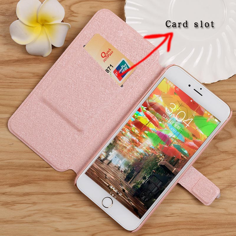 Caso de slot de luxo Calt Fundas para Huawei P8 P9 Lite 2017 p9lite mini P10 P20 Lite pro phone case Flip Wallet Cover With Diamond