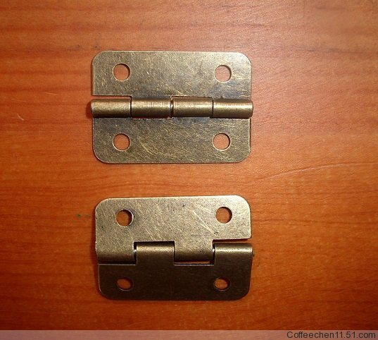30*21MM 50pcs vintage bronze furniture hinges wooden jewelry small box hinge  cabinet door antique hinge hardware accessories-in Cabinet Hinges from Home  ... - 30*21MM 50pcs Vintage Bronze Furniture Hinges Wooden Jewelry Small