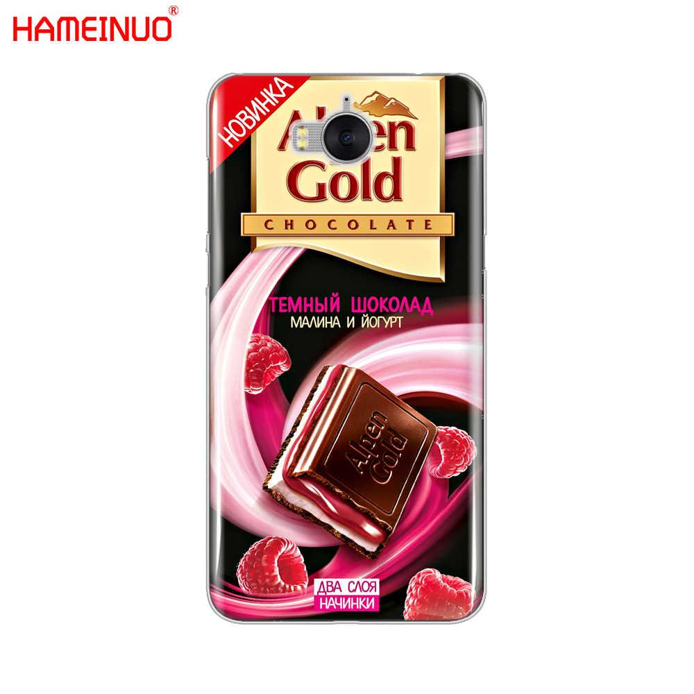 HAMEINUO alenka thanh wonka sô cô la nutella điện thoại di động Cover Case cho huawei honor 3C 4X 4C 5C 5X6 7 Y3 Y6 Y5 2 II Y560 2017