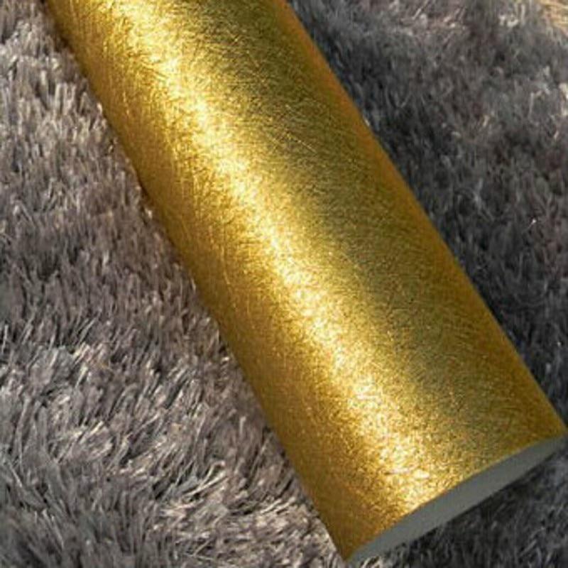 Beibehang красивые золотые обои ПВХ фольга рисунок текстурой скраб отель караоке papel де parede 3d