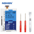 Original Nohon Battery For LG BL-T5 Nexus4 Google4 E960 E975 E973 LS970  F180 High Capacity 2100mAh Free Repair Machine Tools