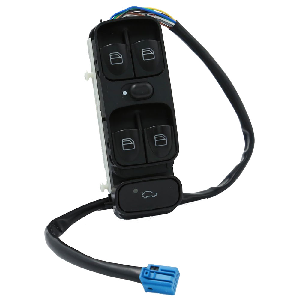Door Window Switch Car Accessories Driving On The Left Front A2038210679 A2038200110 For Mercedes <font><b>W203</b></font> C180 C220 <font><b>C200</b></font> Car Switch image