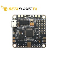 BetaflightF3 Flight Controller 3A power draw giving users extra room for added attachments through uart ports