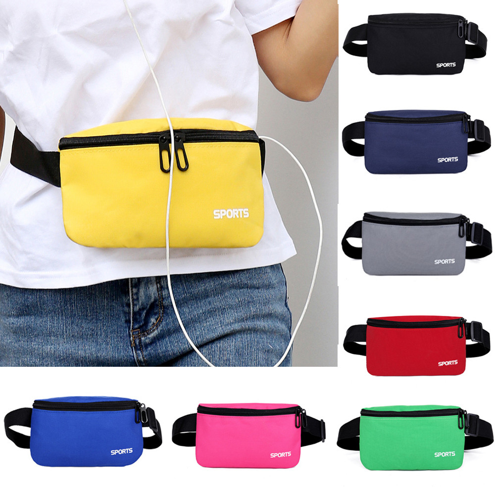 Women Chest Bags Fashion Oxford Messenger Bag Shoulder Bag Female=Zipper Phone Money Waist Packs New arrival цена