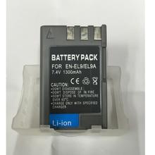 EN-EL9 EN-EL9a lithium batteries pack EN-EL9A Digital camera battery EN EL9A For Nikon EN-EL9a D40 D60 D40X D5000 D3000