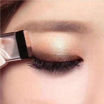 Double Color Eye Shadow Makeup Palette Glitter Palette Eyeshadow Pallete Waterproof Glitter Eyeshadow Shimmer Cosmetics недорого