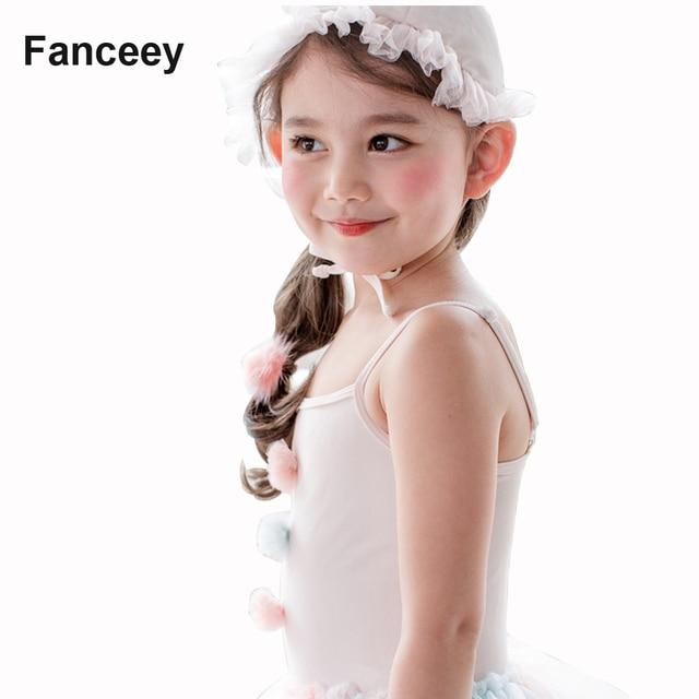 357430eab967 Cute baby girl swimwear one piece Kids girls pink lace dress ...