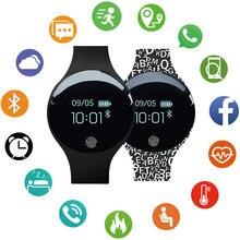 2018 новые умные часы женские спортивные электронные светодио дный светодиодные цифровые наручные часы для женщин часы женские наручные часы Часы Smartwatch