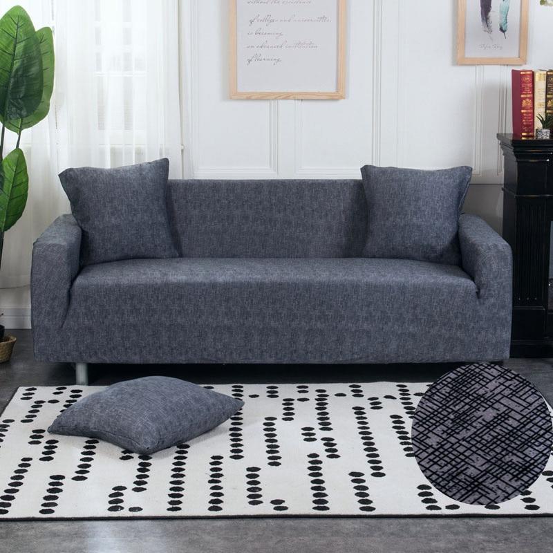 1pc Sofa Cover Elastic Sofa Slipcovers Sofa Covers for Living Room Corner Sofa Towel Couch Cover Furniture Slipcover copridivano