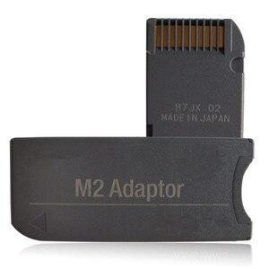 Image 3 - NUOVO!!! Scheda di Memoria M2 Micro CARTA 4 GB Scheda di Memoria + M2 Memory Stick MS Pro Duo PSP Adattatore